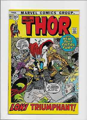 THE MIGHTY THOR 194 - December 1971. Fine+ (6.5)