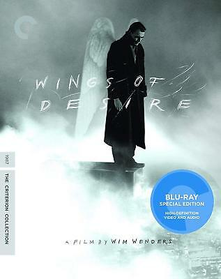 Wings of Desire (The Criterion Collection) [Blu-ray] New DVD! Ships Fast!
