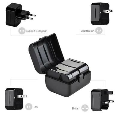 3 in1 Travel Adapter Charger Socket Universal International Power Plug Converter