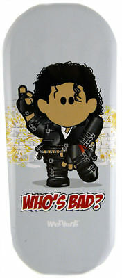 Michael Jackson, Who's Bad? Glasses Case, Collectables, Music Icons WC514