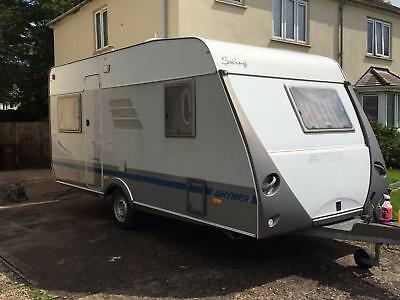 Hymer Swing Caravan 4 Berth 2002