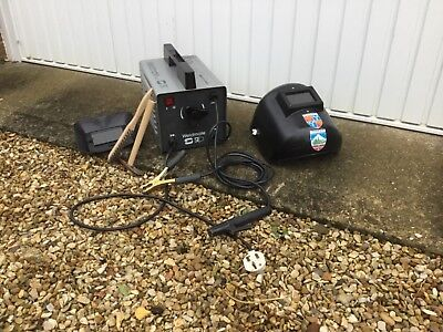 Weldmate 100 Welding Kit complete with all accessories