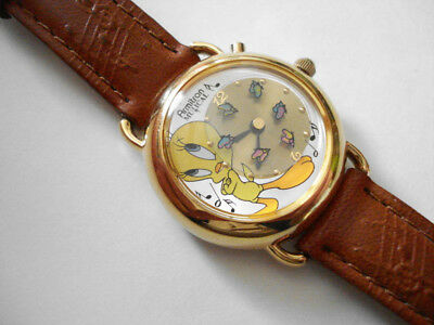 1998 Warner Bros. Armitron Musical Tweety Bird Watch