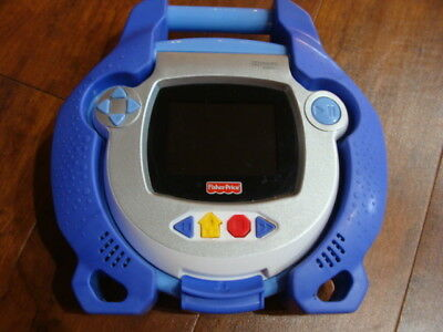 Fisher Price Kid Tough Portable DVD Player-Issues READ DESCRIPTION