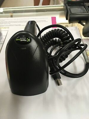 Hand Held Products HHP USB Barcode Scanner With USB Cable IT3800 Black