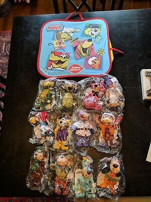 Dairy Queen Promo Classic Tunes Pop Up tent for 12 plush characters mint in bags