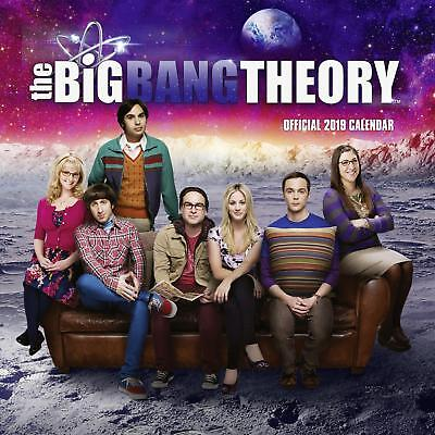 The Big Bang Theory 2019 Kalender