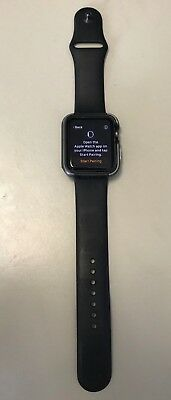 Apple Watch 7000 Series 1st Gen 42mm Smart Watch Space Gray