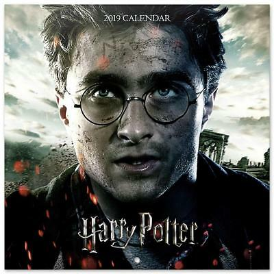 Harry Potter Kalender 2019