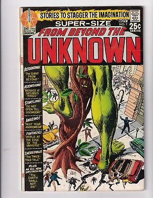 From Beyond The Unknown #7 (DC 1970)