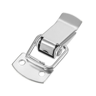 8 pcs 304 Stainless Steel Spring Loaded Toggle Latch, 49mm Overall Length
