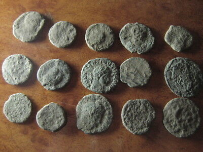 Ancient roman coins lot 8