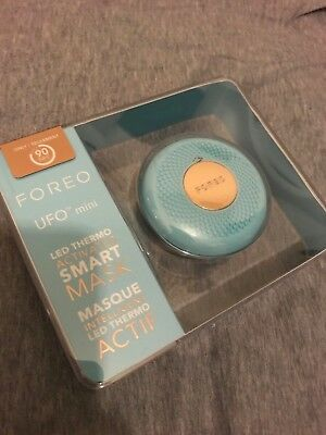 FOREO ufo mini mint new sealed - led thermo activated smart mask BNIB