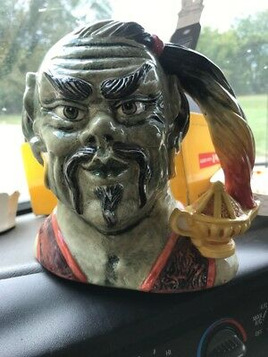Royal Doulton The Genie D6892 1991 Doulton & Co Limited England RARE !!