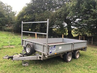 Ifor Williams 12ft x 6.6ft Trailer