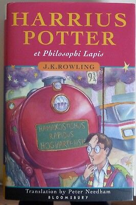 Harry Potter and the Philosopher's Stone: by J.K. Rowling HB/DJ AS NEW