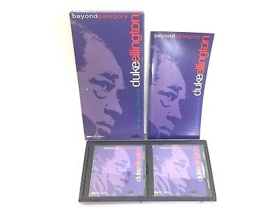 Smithsonian Duke Ellington Beyond Kategorie 2 CD Box + Buch Big Band Jazz Swing