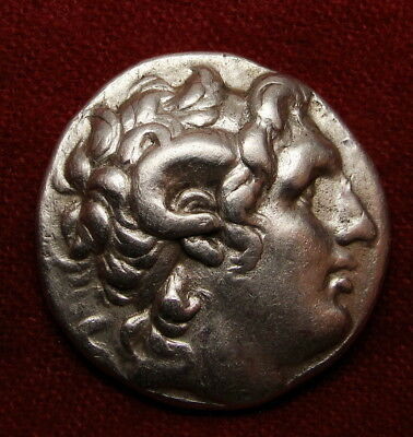 Real Face of Alexander the Great.Masterpiece Unpublished,Unlisted Very Rare