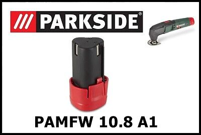 Bateria Multiherramienta Parkside 10.8v Battery Multi-purpose tool PAMFW 10.8 A1