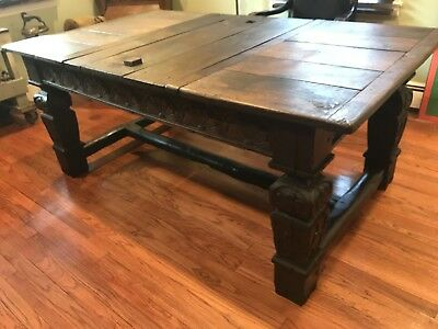 Antique English Refectory Table