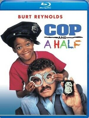 Cop And A Half [New Blu-ray] Manufactured On Demand