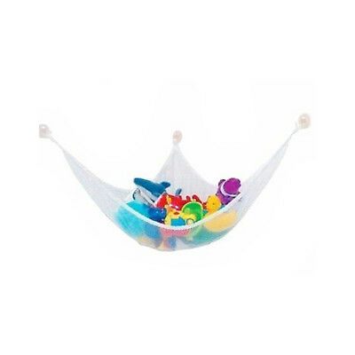 T8 White Practical Toys Hammock Keep Baby Playroom Tidy Storage Baby Toy Holder