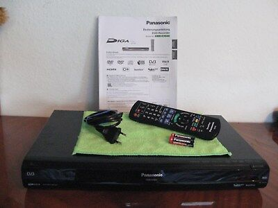 Panasonic DVD Recorder Modell DMR-EX84C DVB-C/T +CI HD HDMI 160 GB  #TOP#