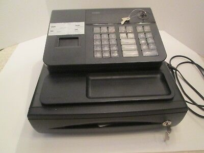 Casio Electronic Cash Register 140-CR USED with Manual VGC