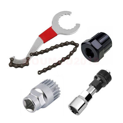 Mountain/Road Bicycle Crank Puller Wheel Axis Extractor Removal Repair Tool Kits