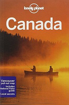 Lonely Planet Canada (Travel Guide) By Lonely Planet, Karla Zimmerman, Celeste