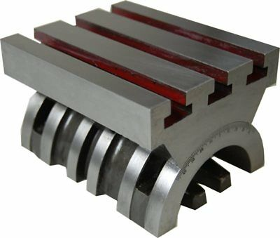 """SCT - New Adjustable Angle Plate 5 X 7""""  (Ref: SCTTAP) For Milling Machine etc"""
