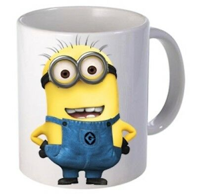 Despicable Me Minion Mug Fart Gas Cup Customised Gift Present Tea Coffee Cup