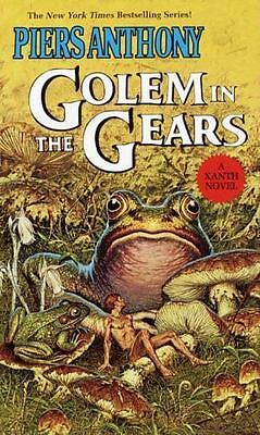Golem in the Gears (The Magic of Xanth, Book 9) by Piers Anthony