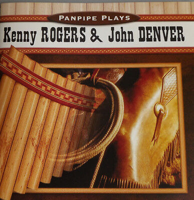 PANPIPE PLAYS   Kenny Rogers & John Denver