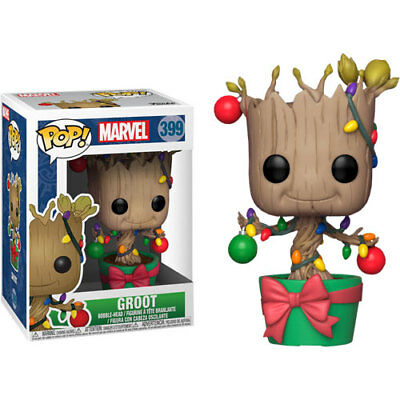 Guardians of the Galaxy Groot with Christmas Lights Ornaments Pop! Vinyl Figure