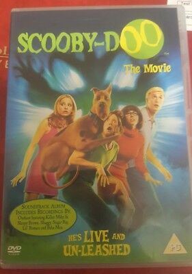 Scooby-Doo - The Movie: He's Live And Un-Leashed (2002)[DVD], dvd 732190023430