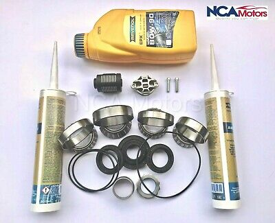 Freelander 2 Complete Rear Diff Differential and Haldex Repair Kit Gen 4 OEM