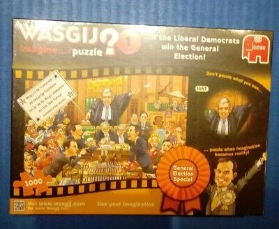 Puzzles & Geduldspiele Wasgij Imagine Puzzle 1 1000 Teile ...If Labour wins the General Election!