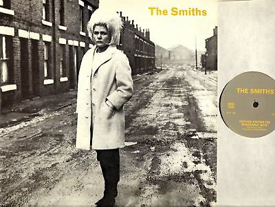 """THE SMITHS heaven knows I'm miserable now (UK Original) 12"""" EX-/EX Indie Rock"""