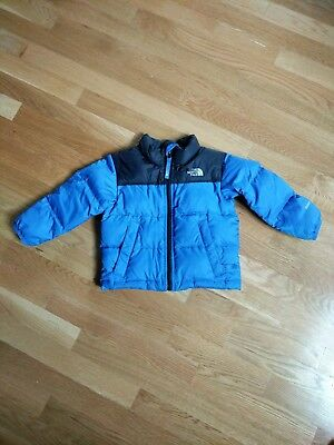 North face puffer jacket 2T