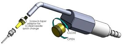 HHO Torch with integrated flash back arrestor water welder for dry cell hydrogen