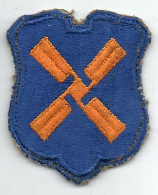 World War II US Army 12th CORPS Patch