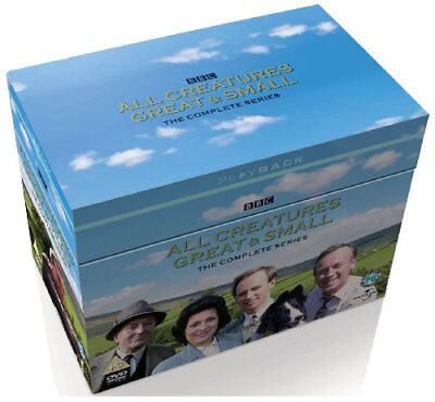 All Creatures Great and Small: Complete Series [DVD] -  CD QIVG The Fast Free