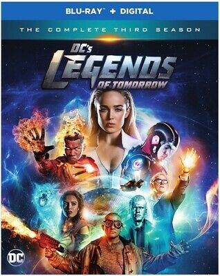 DC's Legends of Tomorrow: The Complete Third Season (DC) [New Blu-ray]