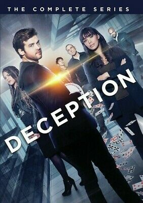 Deception: TCS - Season 1 [New DVD] Manufactured On Demand, 3 Pack