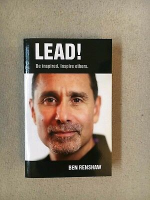 Lead!: Be Inspired. Inspire Others. by Ben Renshaw (Paperback, 2014)