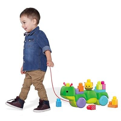 chenille Mega Block first builders Fisher-price cubes et effets sonores 1-5 ans