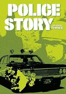 Police Story: Season Three DVD