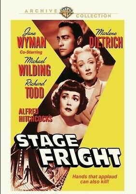 Stage Fright [New DVD] Manufactured On Demand, Full Frame, Amaray Case, Subtit