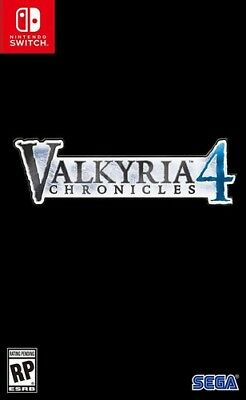 Valkyria Chronicles 4 for Nintendo Switch [New Switch]